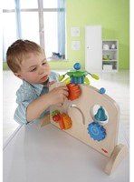 Plan Toys houten leerspel Geomatric Peg Board-2