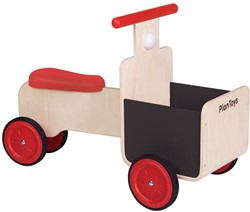 Plan Toys houten bakfiets Delivery Bike 3479