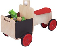 Plan Toys houten bakfiets Delivery Bike 3479-2