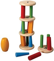 Plan Toys spel Tower tumbling 4121