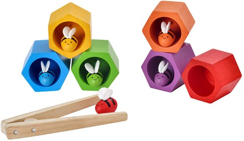 Plan Toys Beehives 4125-2