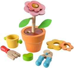 Plan Toys Flower Set 4608