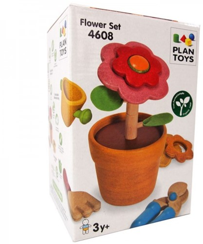 Plan Toys Flower Set 4608-2