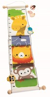 Plan Toys kindermeubel Jungle Height Chart-2