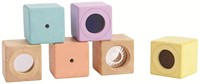Plan Toys Houten Sensory Blocks-2