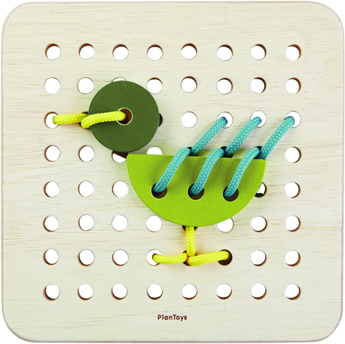 Plan Toys Lacing board 5372