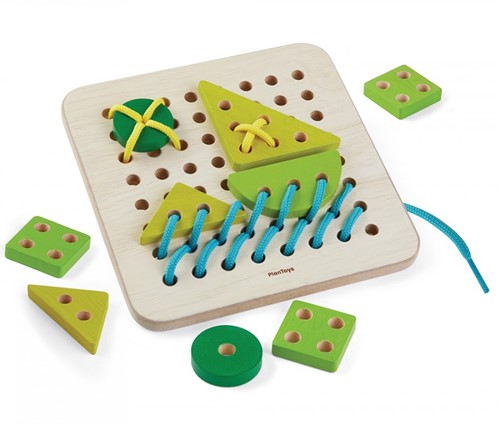 Plan Toys Lacing board 5372-3