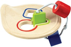 Plan Toys First Shape Sorter 5631