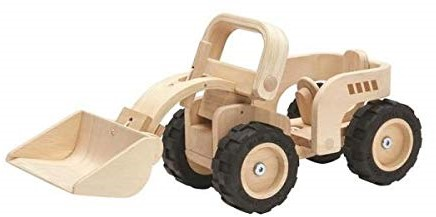 Plan Toys Bulldozer (Special edition)
