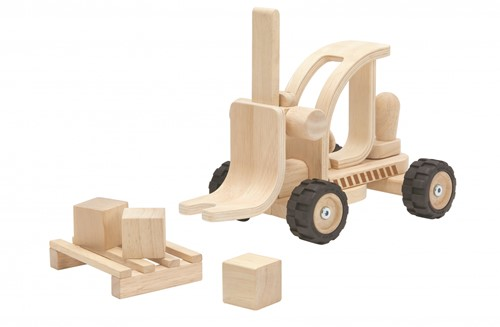 Plan Toys Forklift (Special edition)