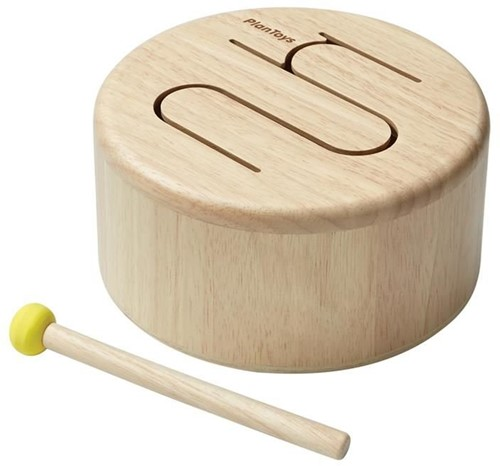 Plan Toys muziekinstrument solid drum