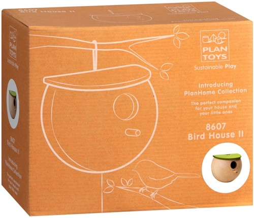 Plan Toys Bird House II 8607-2
