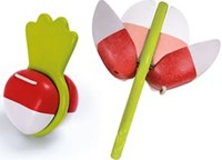 Plan Toys  houten muziekinstrument Beetroot Clapper-2